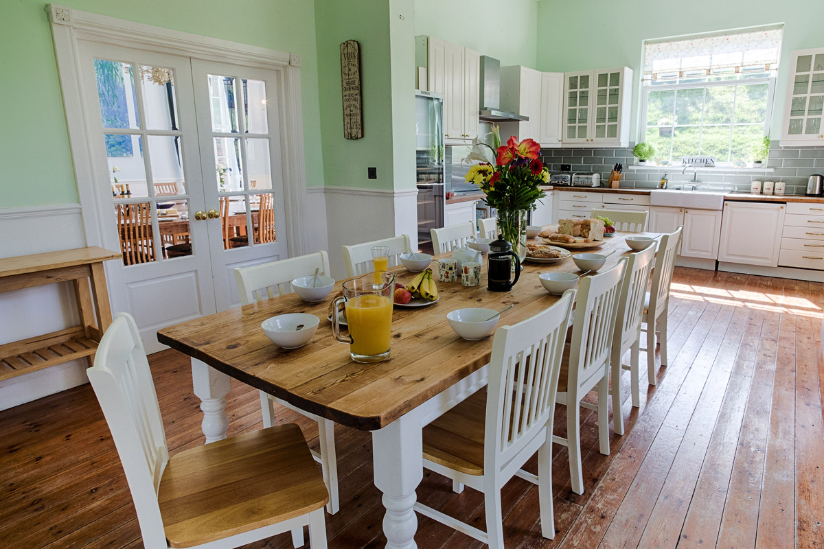 Kitchen Lambourn House, Holiday Accommodation, Functions, Events & Corporate, Lambourn, Berkshire, UK