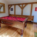 Pool Room Ridgeway House, Holiday Accommodation, Functions, Events & Corporate, Lambourn, Berkshire, UK