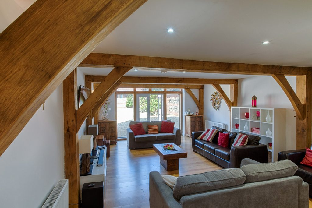 Sitting Room Ridgeway House, Holiday Accommodation, Functions, Events & Corporate, Lambourn, Berkshire, UK